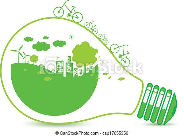 Ökologie-Konzepte - csp17655350
