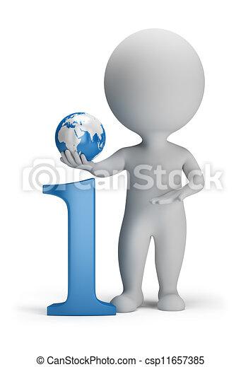 3d kleine Leute - Informationen - csp11657385