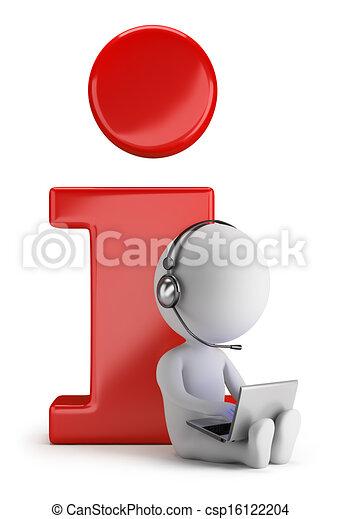 3d kleine Leute - Informationen - csp16122204