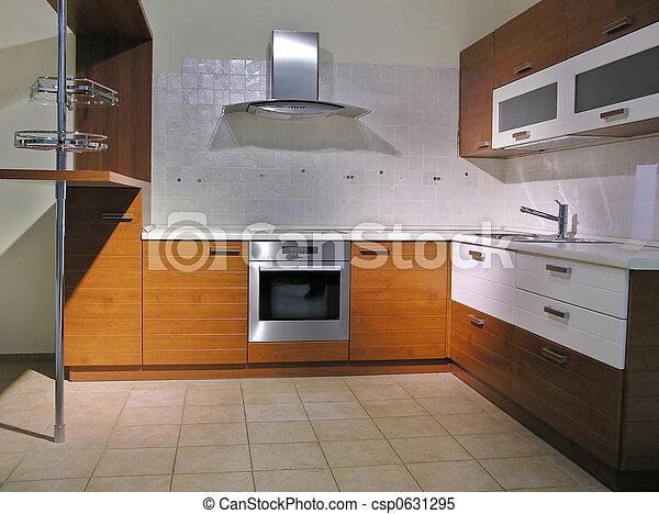 Küche 4 - csp0631295
