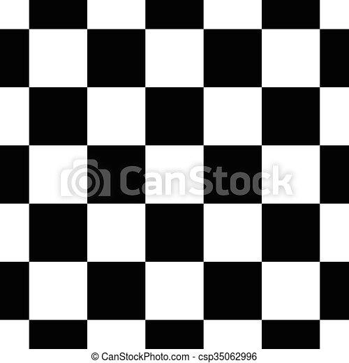 Abstract monochromer Hintergrund, Muster. Nahelos wiederholbar. Vector. - csp35062996