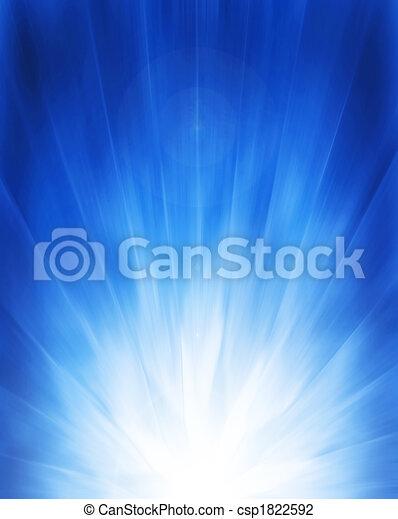 blauer hintergrund - csp1822592