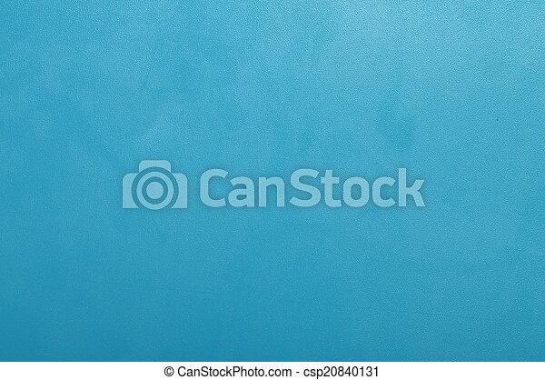 Schließen Sie die blaue Plastikstruktur - csp20840131
