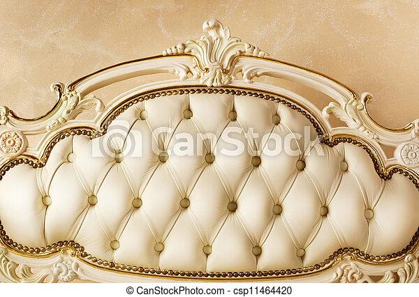 detail., inneneinrichtung, luxus, möbel - csp11464420