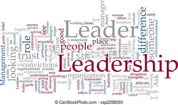 Führungswort Wolke - csp2298293