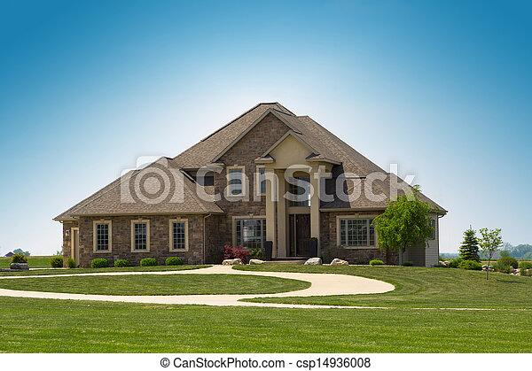 Familienhaus - csp14936008