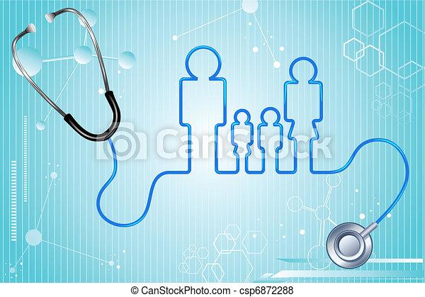 Familienversicherung - csp6872288