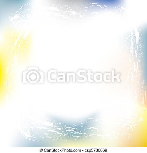 Soft color abstrakter Hintergrund - csp5730669