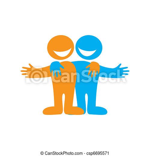 friends - csp6695571