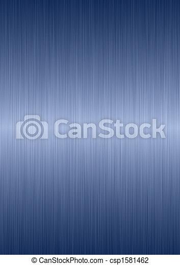 Zerquetschte Metallplatte - csp1581462