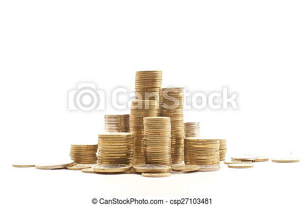 geld - csp27103481