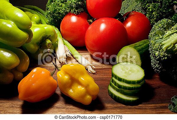 Gemüse - csp0171770