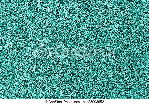 Grüne Plastikpelze - csp38008652