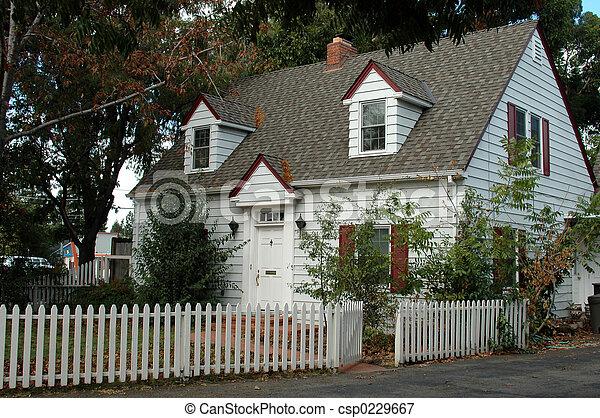 Weißes Haus - csp0229667