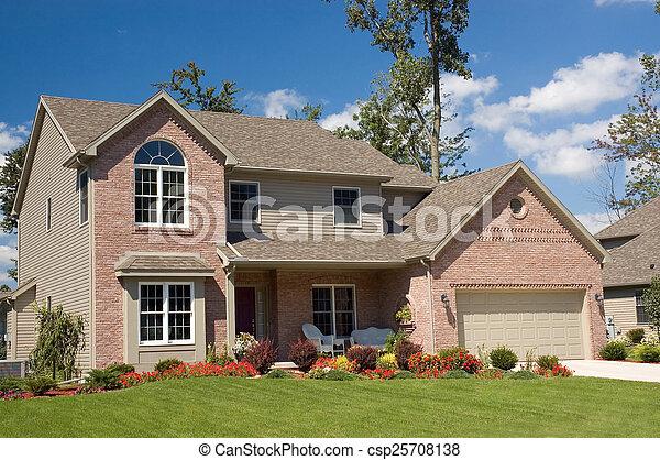 House. - csp25708138