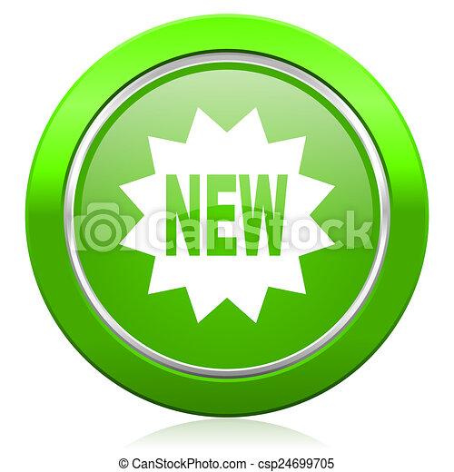 Neue Ikone - csp24699705