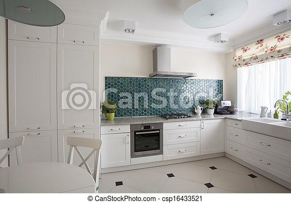 In der Küche - csp16433521