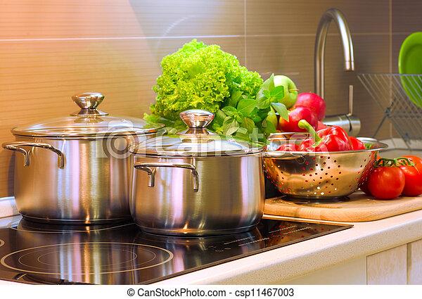 Küche, Küche. Diät - csp11467003