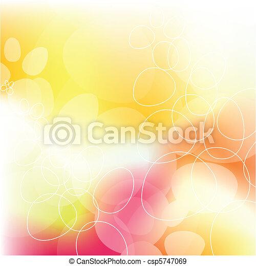Moderner abstrakter Hintergrund - csp5747069