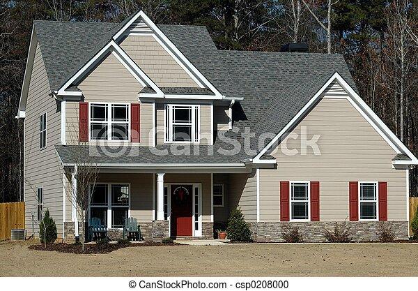 Neues Haus. - csp0208000