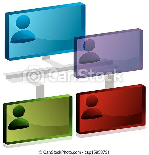 3D-Org-Display - csp15953731