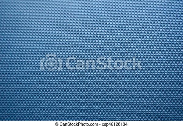 Blaue Struktur Hintergrund, eine schöne Aussicht - csp46128134