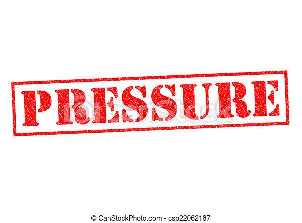 PRESSURE. - csp22062187
