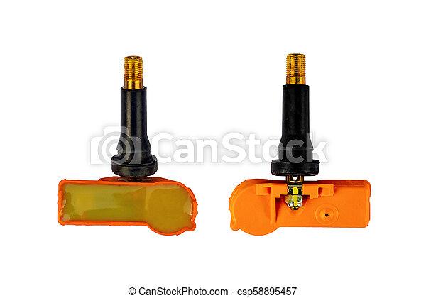 Reifendrucküberwachungssystemsensor. - csp58895457