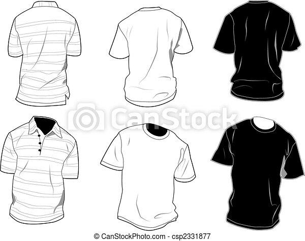 T-Shirt-Temperaturen - csp2331877