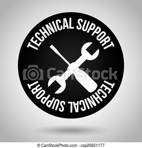 Technische Unterstützung. - csp25651177