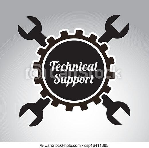 Technische Unterstützung - csp16411885