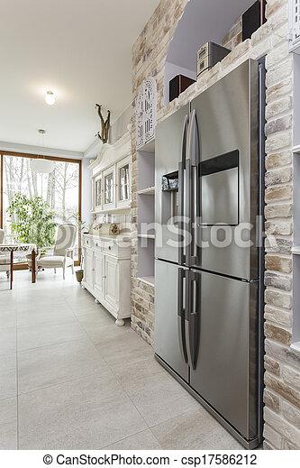 Toskana - Kühlschrank. - csp17586212