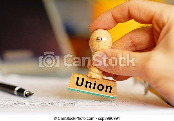 Union - csp3996991