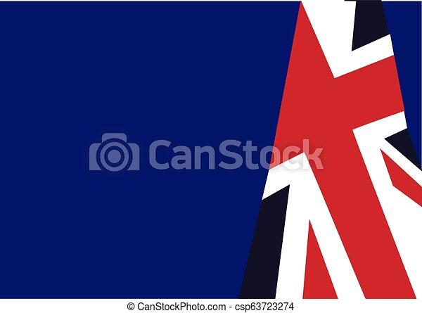 Union Jack Hintergrund. - csp63723274