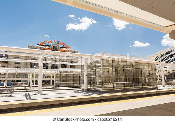 Unionsstation. - csp20216214