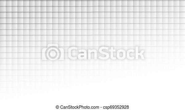 Vector abstraktes Backround, leichte Papierkulisse. - csp69352928