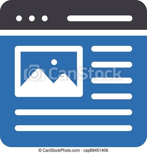 webpage - csp89451406