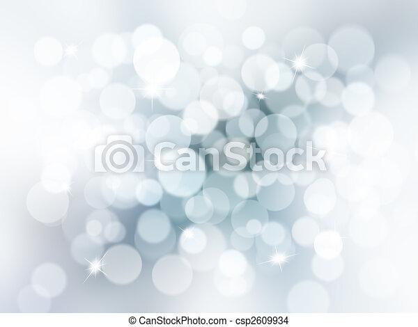 Weihnachtsbeleuchtung - csp2609934